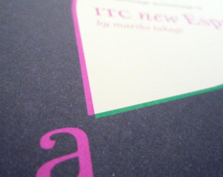 Linotype –Selfmade